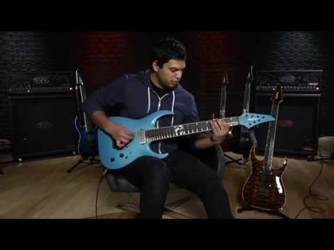 Youtube: Misha Mansoor Breaks Down His New Signature Models