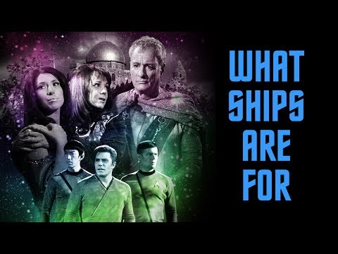 "Youtube: Star Trek Continues E09 ""What Ships Are For"""