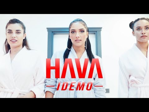 Youtube: HAVA - IDEMO (prod. by chekaa, caid, dj a.s.one) [Official Video]