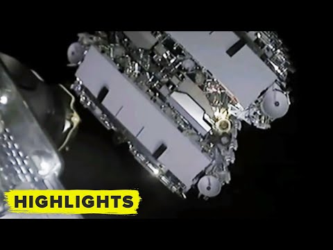 Youtube: Watch SpaceX deploy Starlink satellites into space