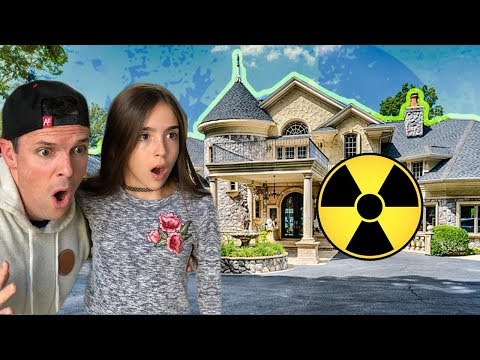 Youtube: OUR HOUSE IS RADIOACTIVE!!