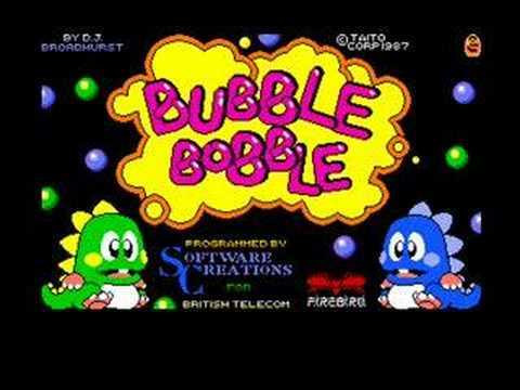 Youtube: Bubble Bobble Original Amiga In Game Music