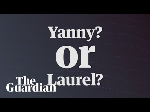 Youtube: Yanny or Laurel video: which name do you hear? – audio