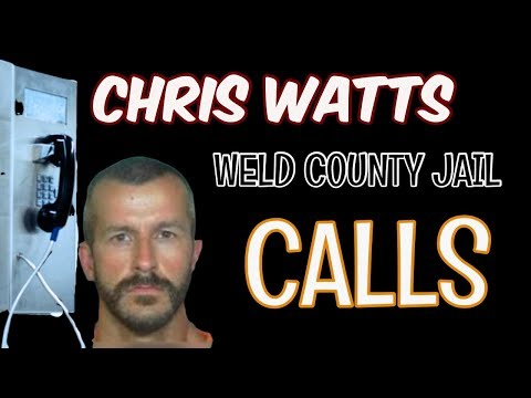 Youtube: PT 1: CHRIS WATTS  CALLS | WELD COUNTY| WATTS TALKS TO FAMILY PART 1