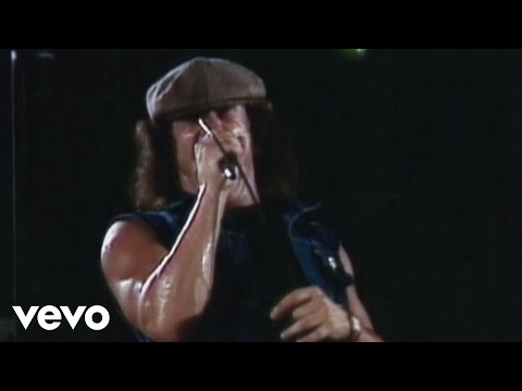 Youtube: AC/DC - Nervous Shakedown (Official Video)