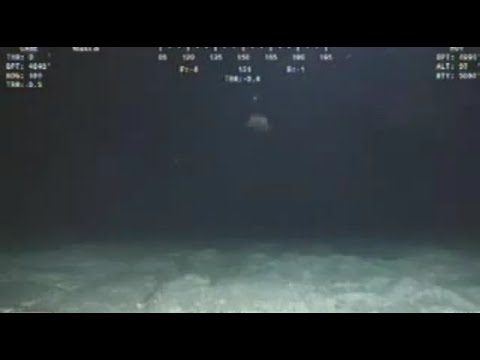 Youtube: Is this a USO (underwater UFO)? Or a something else?