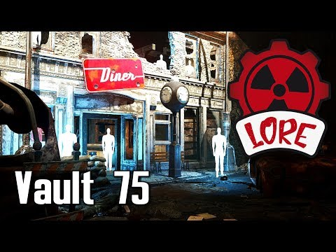 Youtube: Vault 75 - Brutstätte für Supersoldaten? | Fallout Lore ☢ [Deutsch]