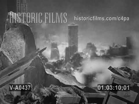 Youtube: GIANT TSUNAMI TIDAL WAVE DESTROYS NEW YORK CITY ( 1933 )
