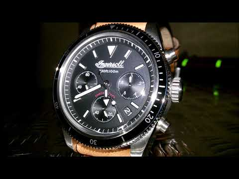 Youtube: INGERSOLL Scovill - Nr. 106202 Chronograph