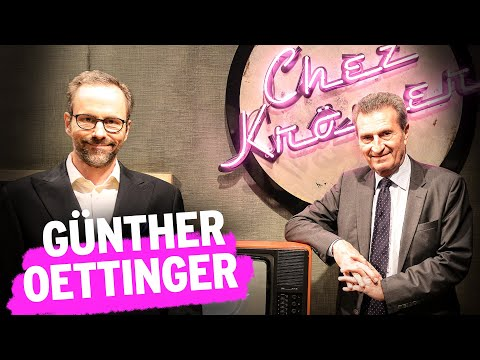 Youtube: Chez Krömer - Zu Gast: Günther Oettinger (S04/E04)