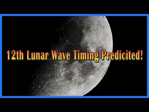Youtube: 12th Lunar Wave Timing Predicted & Filmed March 27 in Houston