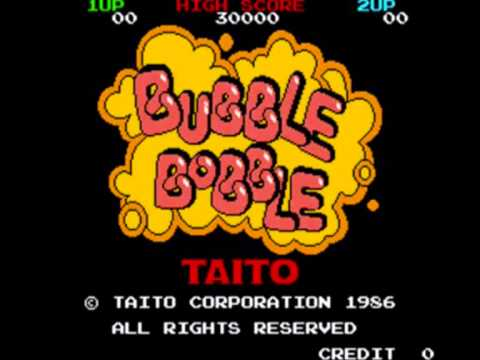 Youtube: Bubble bobble theme [10 hours]