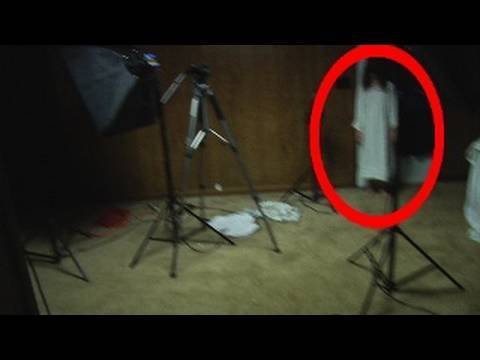Youtube: Ghost caught on video tape 1  (The Haunting)