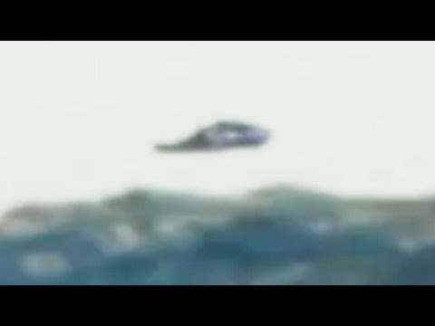 Youtube: UFO flying in the sea on Island of Pag, Croatia on 10/08/2013