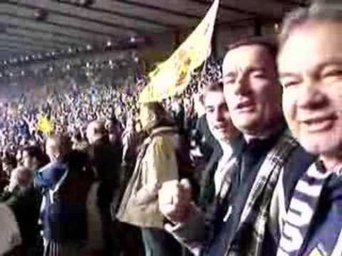 Youtube: Flower of Scotland - The Tartan Army