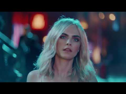 Youtube: Shimmer in the Dark: Jimmy Choo CR18 Featuring Cara Delevingne