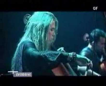 Youtube: Apocalyptica - Nothing else matters [live]