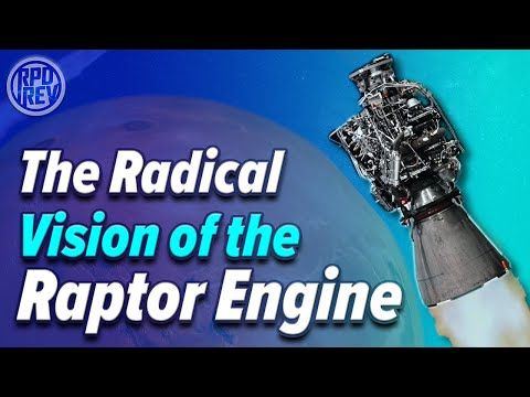 Youtube: Why SpaceX Built the Insane Raptor Engine