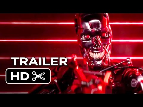 Youtube: Terminator: Genisys Official Trailer #1 (2015) - Arnold Schwarzenegger Movie HD