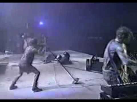 Youtube: NIN - 1994 WOODSTOCK - 02 TERRIBLE LIE