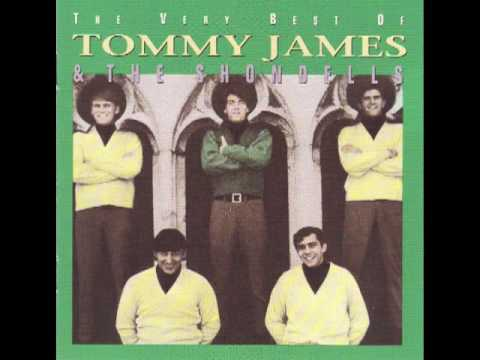 Youtube: Crimson and Clover - Tommy James & The Shondells