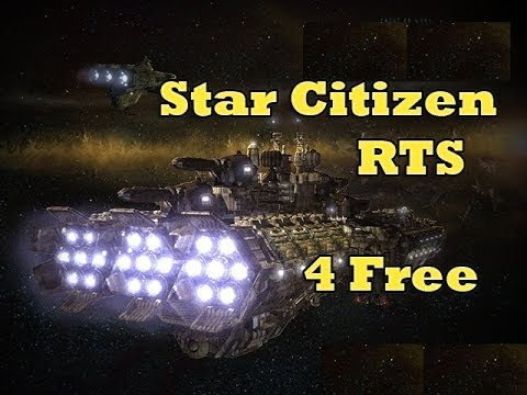 Youtube: Star Citizen meets RTS: Conquest Frontier Wars