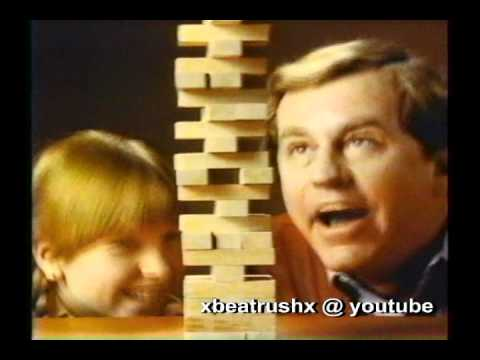 Youtube: 80s Commercials - Jenga