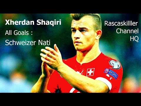 "Youtube: Xherdan Shaqiri  SWITZERLAND CH ► ""EUSA MESSI"""