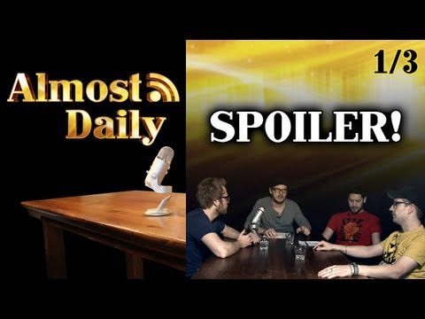 Youtube: Almost Daily #2: SPOILER! (1/3)