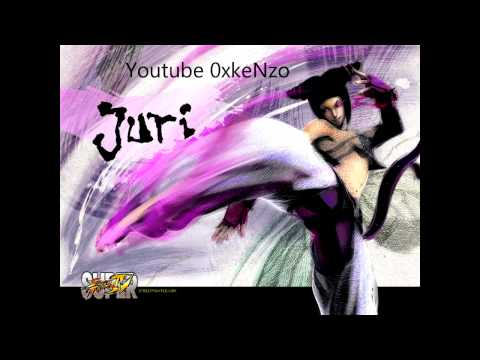 Youtube: Super Street Fighter 4 Juri Theme Soundtrack HD
