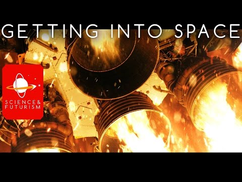 Youtube: Upward Bound: Getting Into Space