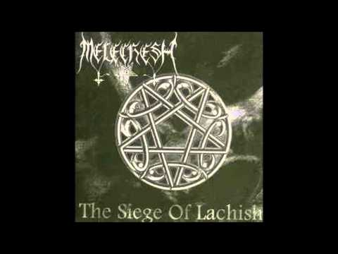 Youtube: Melechesh - The Siege of Lachish - Rare 1996 EP Version