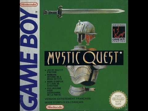 Youtube: Mystic Quest Gameboy OST