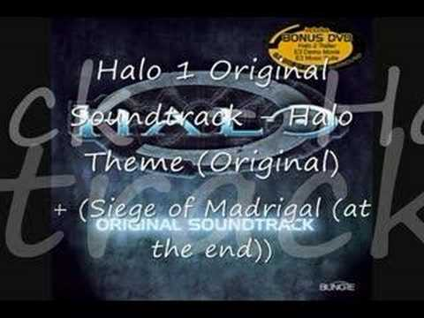 Youtube: Halo 1 Soundtrack - Halo Theme (original)