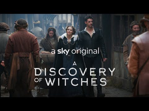 Youtube: A Discovery Of Witches | Series 2 | First  Look Trailer