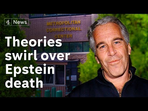 Youtube: Jeffrey Epstein: FBI launches investigation into death amid growing conspiracy theories