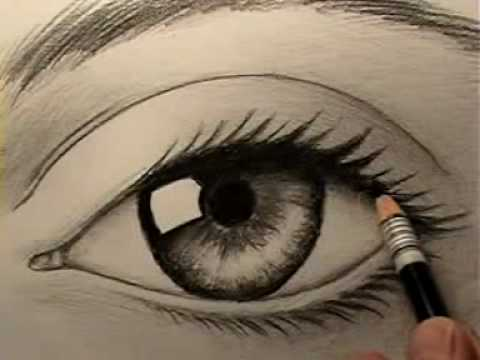 Youtube: How to Draw a Realistic Eye