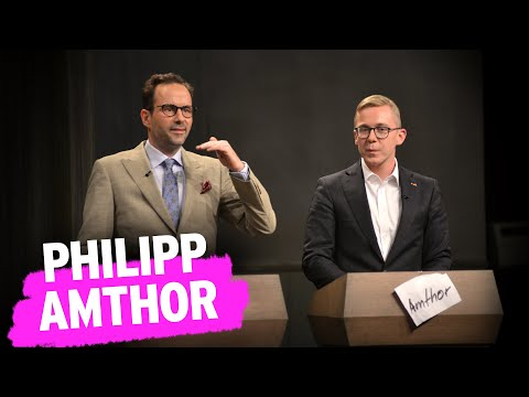 Youtube: Chez Krömer – Zu Gast: Philipp Amthor (2/4, Staffel 1)