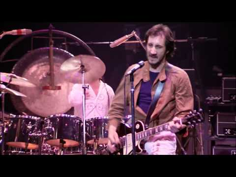 Youtube: The Who - Won't Get Fooled Again Live Full HD 1080