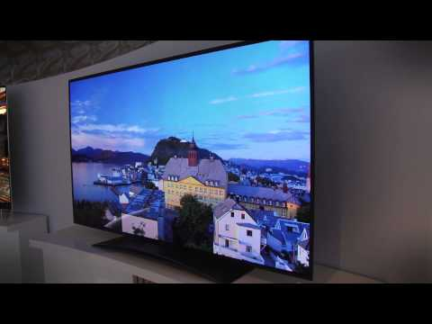 Youtube: LG's 77-inch flexible Ultra HD OLED is like a moving window to the future