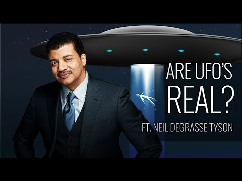 Youtube: 🛸👾👽 Are UFOs Real? W/ Dr. Neil deGrasse Tyson 👽👾🛸