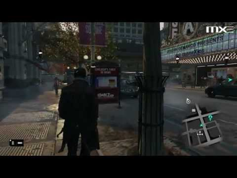 Youtube: Watch Dogs (PS4) - E3 2012 Gameplay Demo HD
