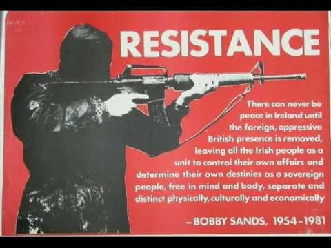 Youtube: Irish Rebel Songs - Come out and Fight