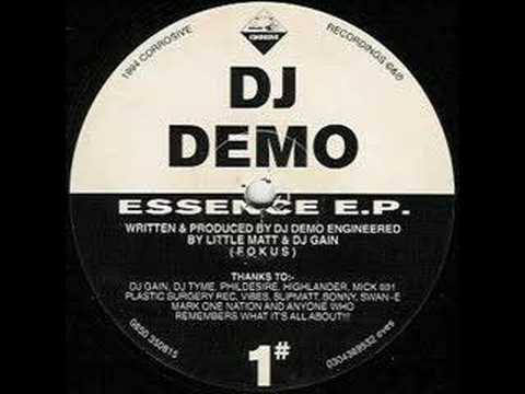 Youtube: DJ Demo - Essence EP (power of love)