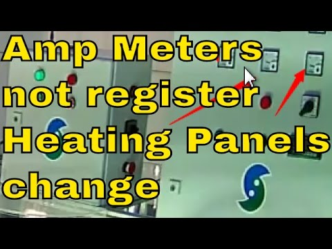 Youtube: Gaia Rosch AuKW Auftriebskraftwerk KPP - heating panels does not register current change