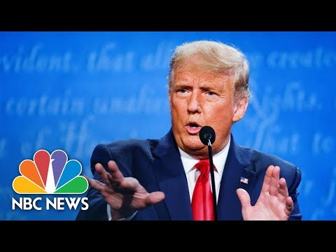 Youtube: Trump Says Biden Would 'Destroy' Oil Industry | NBC News