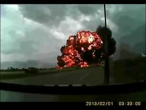 Youtube: Airplane Crashes ON CAMERA - Unbelievable Bagram Airfield Crash in Kabul Afghanistan 29 APR 2013