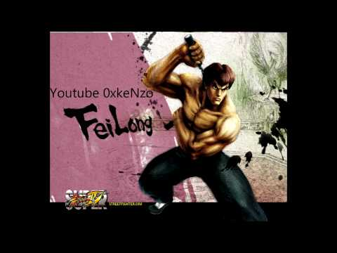 Youtube: Super Street Fighter 4 Fei Long Theme Soundtrack HD