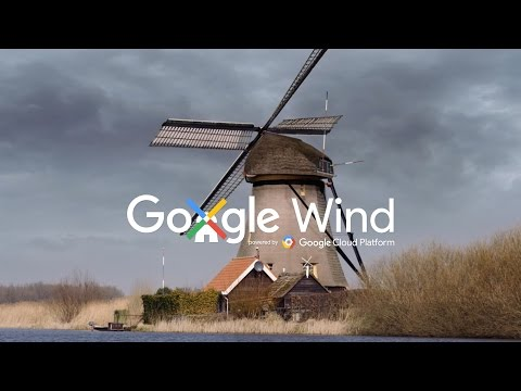 Youtube: Introducing Google Wind