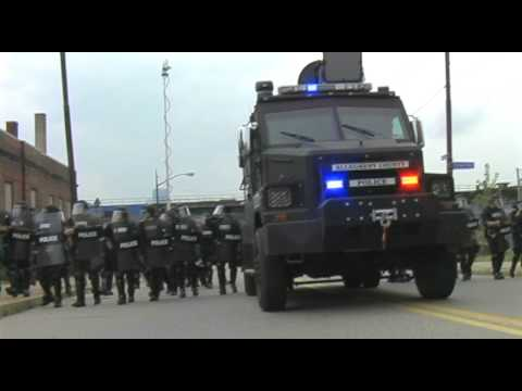 Youtube: Long Range Acoustic Device (LRAD) G20 Pittsburgh